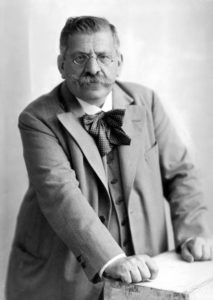 Dr. Magnus Hirschfeld, 1927. Credit: Courtesy Magnus-Hirschfeld-Gesellschaft e.V., Berlin.