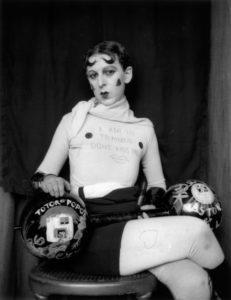 cahun_autoportrait_1927